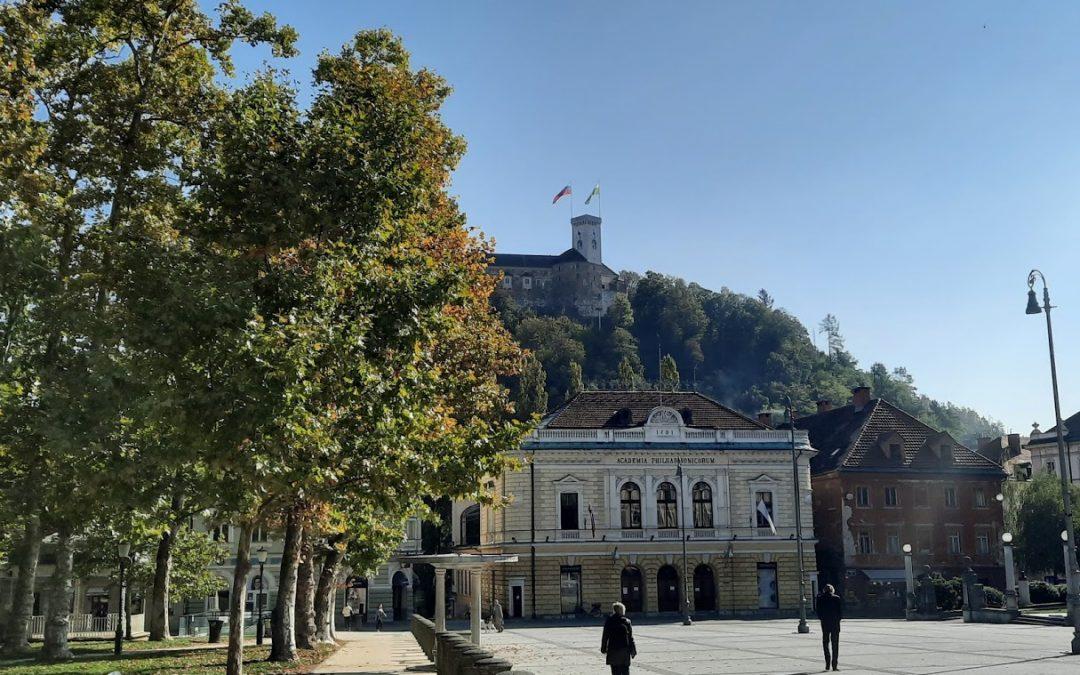 Prosto po Prešernu in po Ljubljani