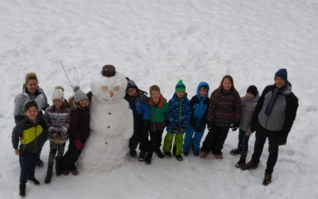 Zagraški snežak