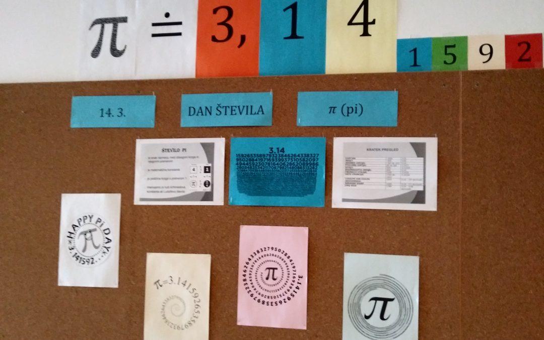14. marec – dan števila pi