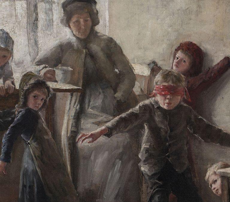 Natečaj Narodne galerije – Moja igra