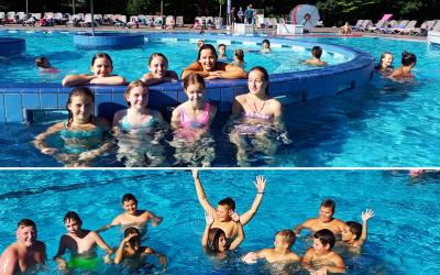 6. razred: športni dan v Dolenjskih Toplicah
